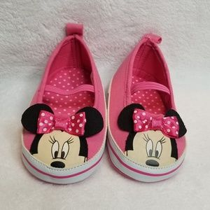 🍋 Disney | Minnie Mouse Baby Crib Shoes